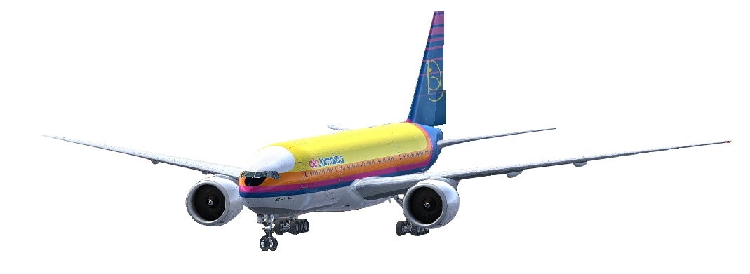 Welcome - Air Jamaica Virtual