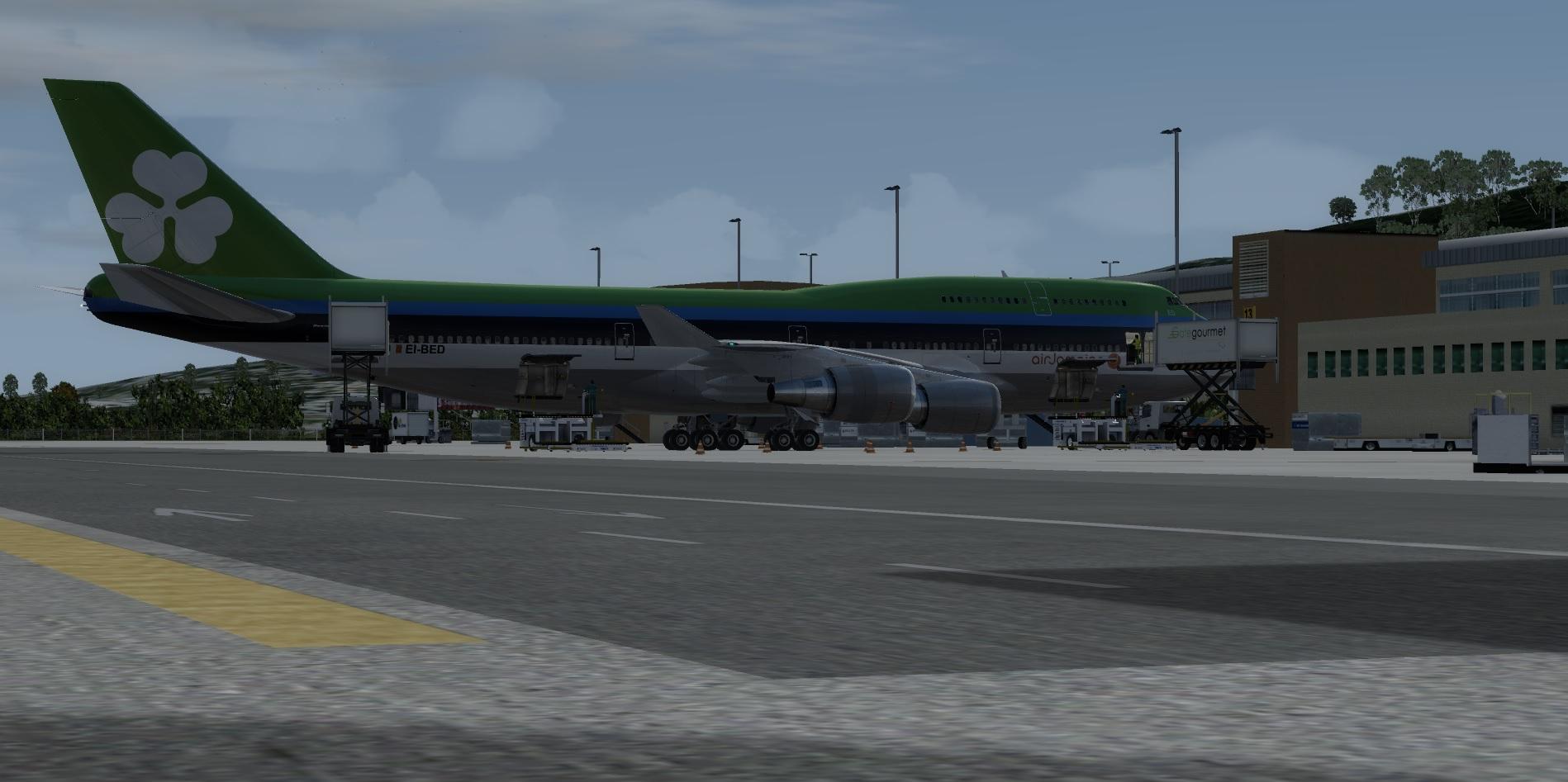 Screenshots - Air Jamaica Virtual